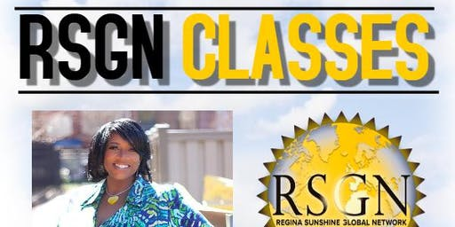 Regina Sunshine Global Network Classes - Series Six