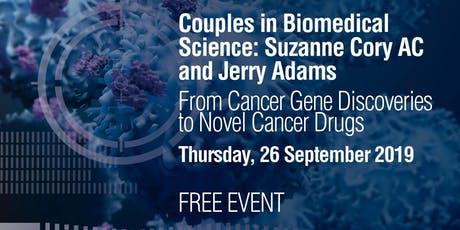 Couples in Biomedical Science – Suzanne Cory AC and Jerry Adams tickets