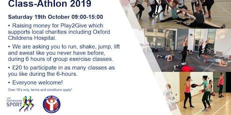 Class-Athlon 2019 tickets
