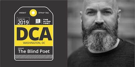 The Blind Poet USA Book Tour - Washington, DC tickets