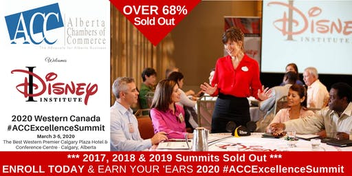 2020 Western Canada ACC Excellence Summit March 3-5, 2020