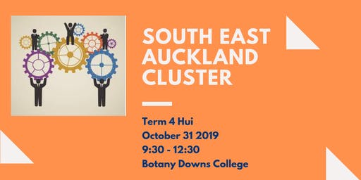 South East Auckland Cluster Hui