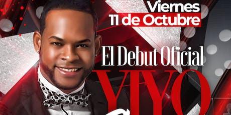 El Debut Oficial de Yiyo Sarante tickets