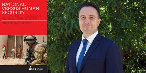 Book Launch - National Versus Human Security