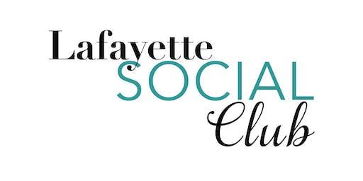 Lafayette Social Club Meeting