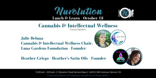 Nuvolution Lunch & Learn - October 18