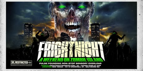 Fright Night Massive tickets