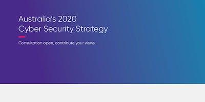 2020 Cyber Security Strategy Open Forum - Darwin
