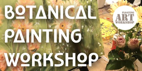 Botanical Painting Working - Blossoming in October tickets