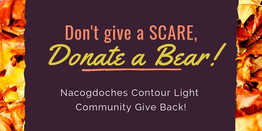 Nacogdoches Contour Light Lunch and Learn - Community Give Back