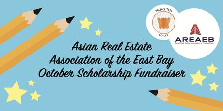 AREAEB October Scholarship Fundraiser tickets
