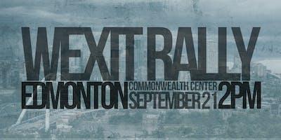 WEXIT RALLY: Edmonton, AB [Sept. 21]
