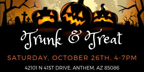 Trunk & Treat