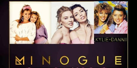 MINOGUE - Dannii vs Kylie Minogue Party tickets