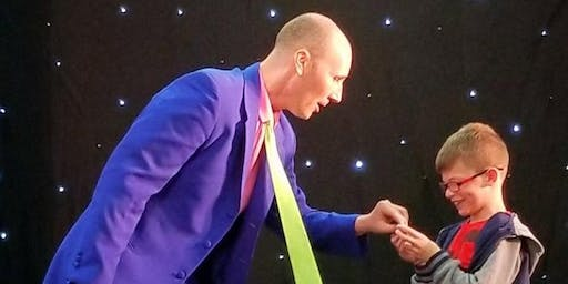 One Colorado Kids: Christopher T. Magician