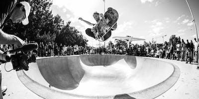 Kelso skateboarding workshops and jam