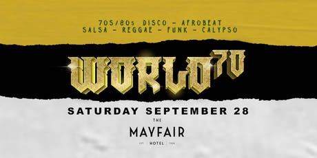 World70 (classics dance party) tickets