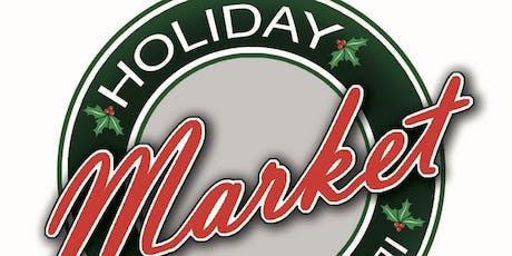 2019 Holiday Market Vendor tickets