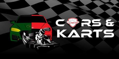 Cars and Karts tickets