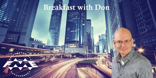 Breakfast with Don