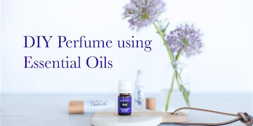 DIY Perfume using Essential Oils