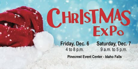 2019 Christmas Expo Vendor tickets