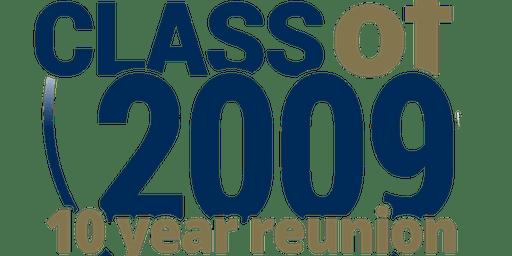 Southside High Class of '09 Ten Year Reunion