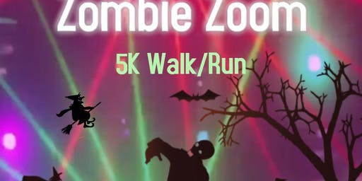 Zombie Zoom 5K walk/run