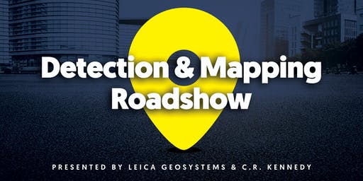 Detection & Mapping Roadshow - Melbourne