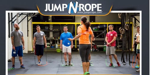 Jump N Rope Double Under Clinic