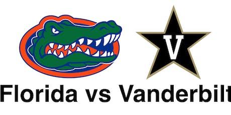 UF vs Vanderbilt Watch Party tickets