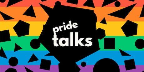 Dundee Pride: Pride Talks tickets