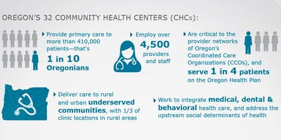 Oregon Health Center Health Equity Innovation Networking Reception