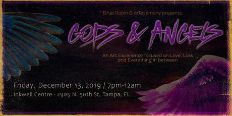 Gods & Angels Gala tickets