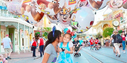Mommy and Me at Disney