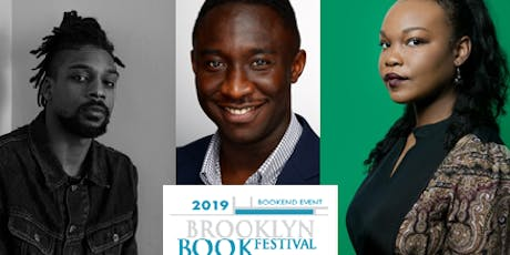 """Bold New Voices Explore Race and Relationships""- Brooklyn Book Fest. Event tickets"