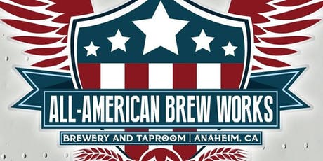 Business Networking & Beers OC @ All-American Brew Works tickets