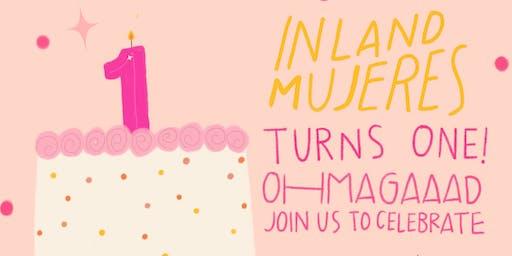 Inland Mujeres Turns 1