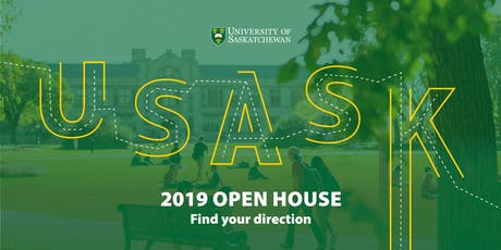 Open House 2019 - Students tickets
