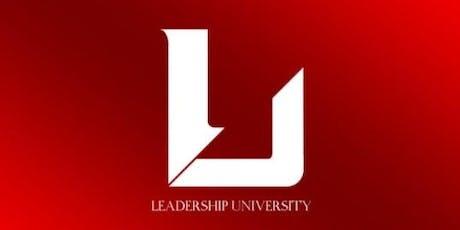 ALFC Leadership University Orientation tickets