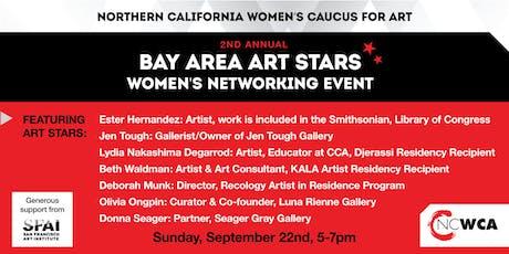 2019 Bay Area Art Stars Women's Networking Event tickets