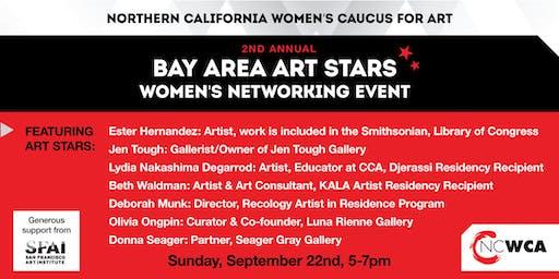 2019 Bay Area Art Stars Women's Networking Event