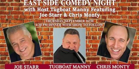 Comedy Night at Pomodorino Huntington tickets