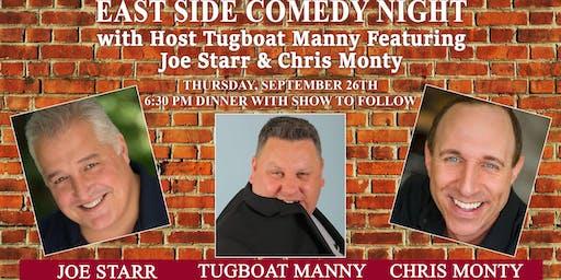 Comedy Night at Pomodorino Huntington