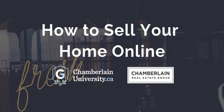 Selling Your Home Using Online Methods tickets