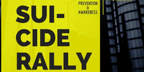Suicide Prevention & Awareness Rally tickets