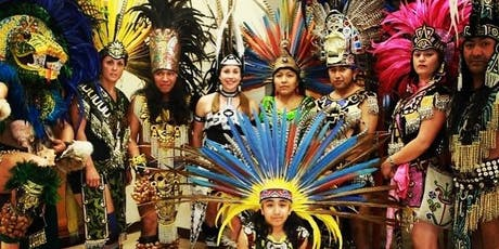 Aztec Dance with Mixcoatl Anahuac tickets