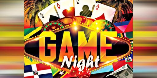 Caribbean Game Night