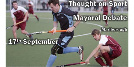 Marlborough Thought on Sport Mayoral Debate tickets