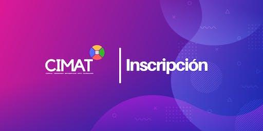 Feria CIMAT 2019 - Admisión General